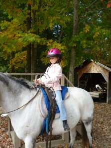 First ride! -2006