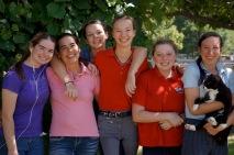 Vienna Farm girls, 2015